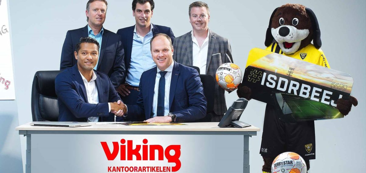 vvv strikt viking direct als rugsponsor | sponsorreport